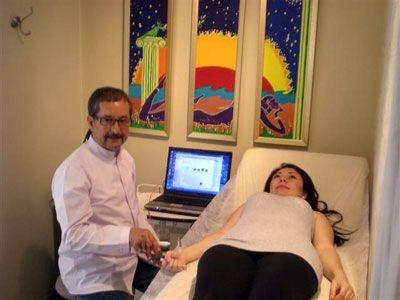 Bilgisayarlı Akupunktur Teşhis ve Tedavi Programı