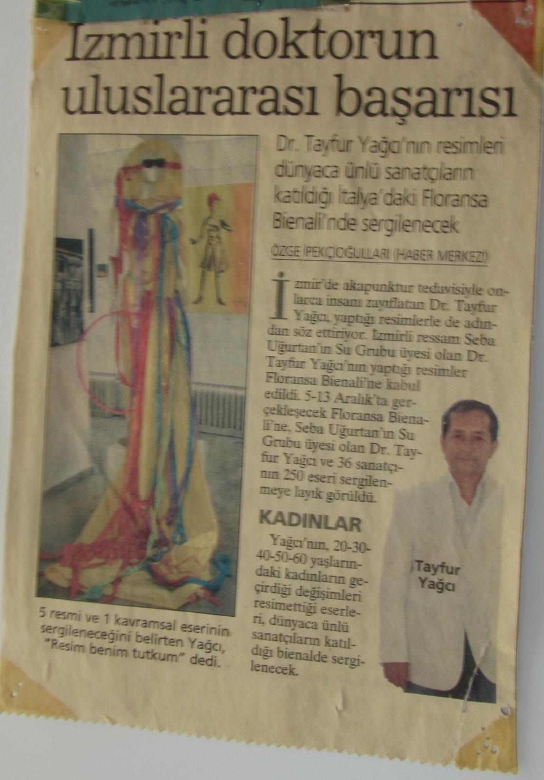İzmirli Doktorun Uluslararası Başarısı