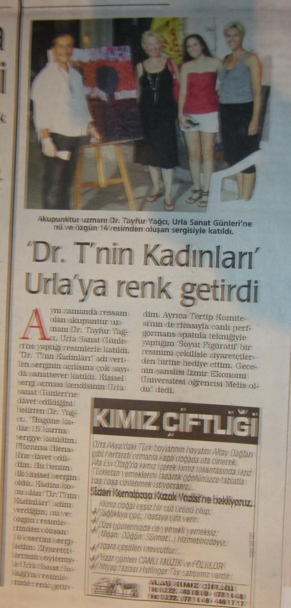 Dr. T'nin Kadınları