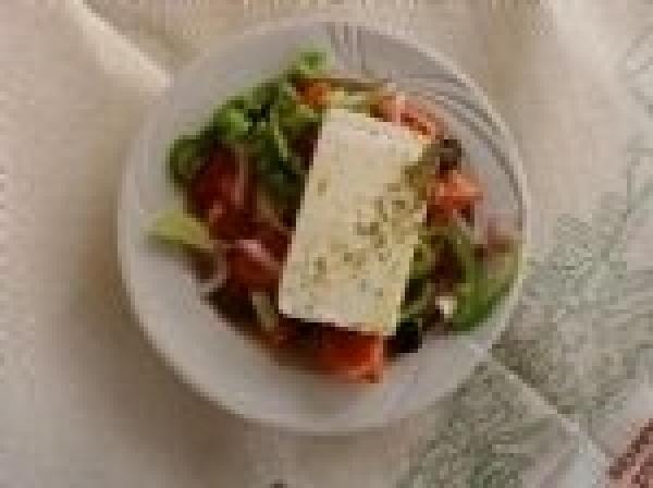 Midilli Yunan Yemekleri