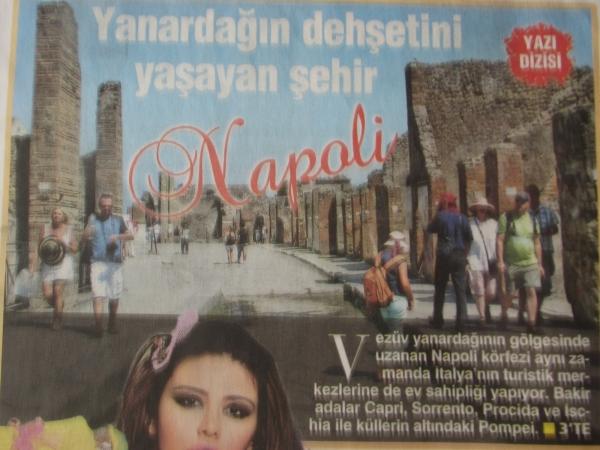 Napoli - Yanardağın Dehşetini Yaşayan Şehir