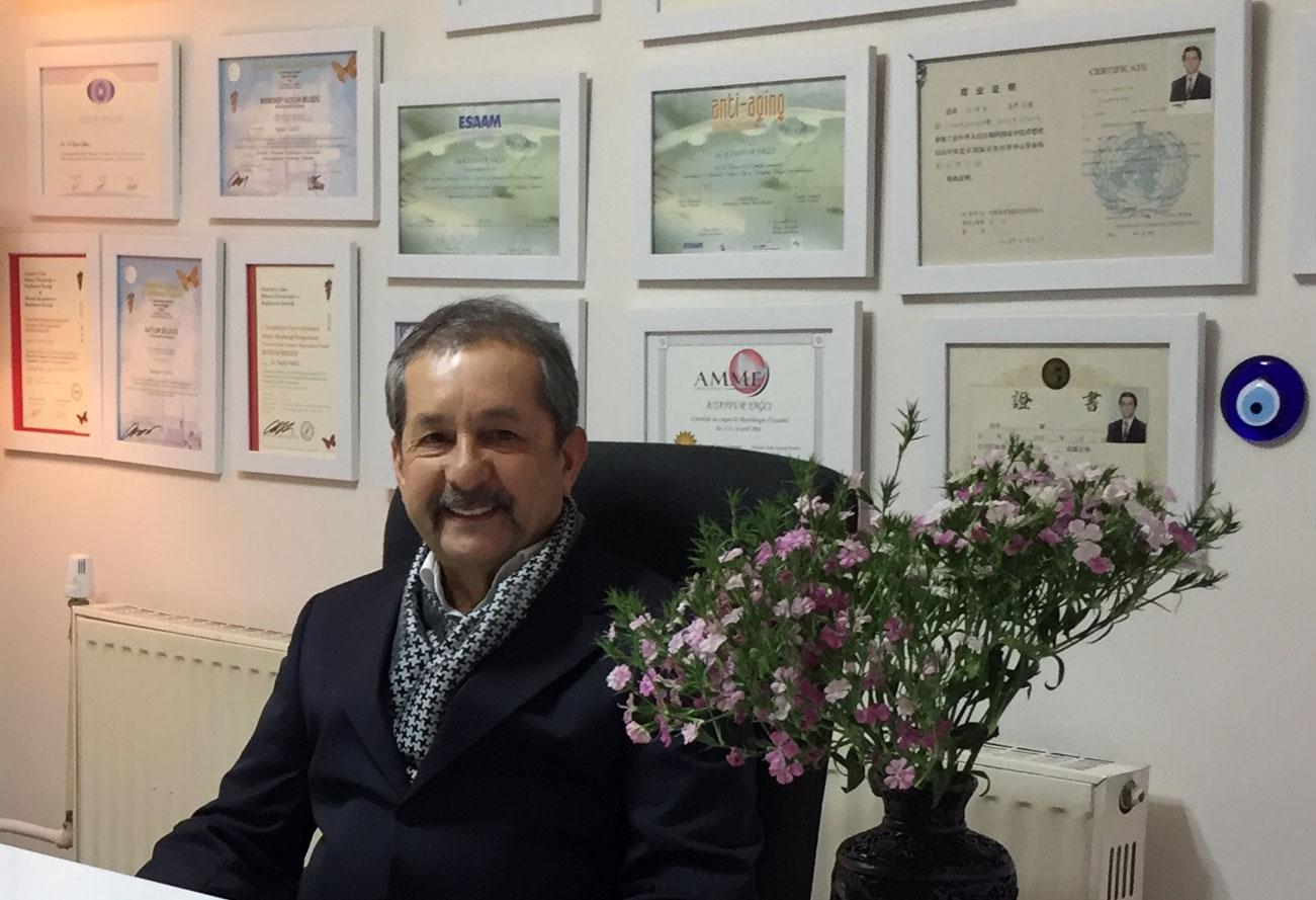Dr. A. Tayfur YAĞCI